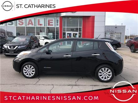 2017 Nissan LEAF S (Stk: P2881) in St. Catharines - Image 1 of 23