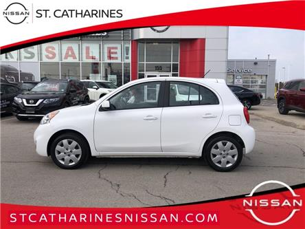 2016 Nissan Micra SV (Stk: P2893) in St. Catharines - Image 1 of 21