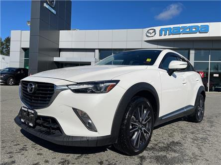 2018 Mazda CX-3 GT (Stk: 240962J) in Surrey - Image 1 of 15