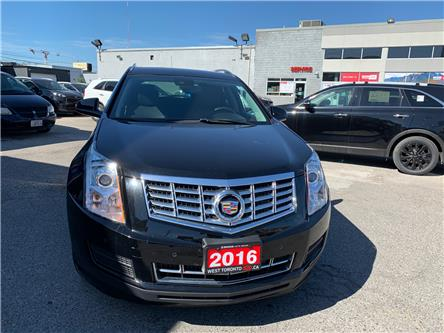 2016 Cadillac SRX Luxury Collection (Stk: T20338) in Toronto - Image 1 of 12
