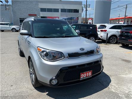 2016 Kia Soul SX Luxury (Stk: P592) in Toronto - Image 1 of 17