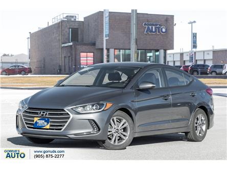 2018 Hyundai Elantra GL (Stk: 605080) in Milton - Image 1 of 20