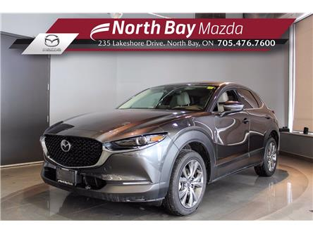 2021 Mazda CX-30 GT (Stk: 2119D) in North Bay - Image 1 of 24
