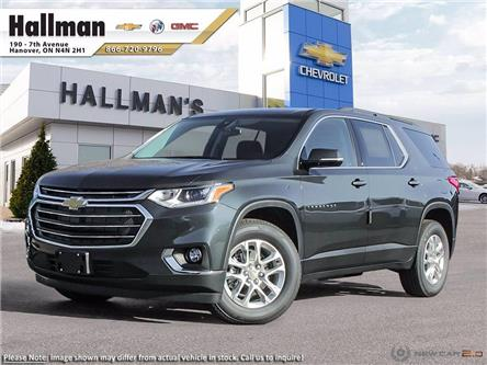 2021 Chevrolet Traverse LT True North (Stk: D21166) in Hanover - Image 1 of 22