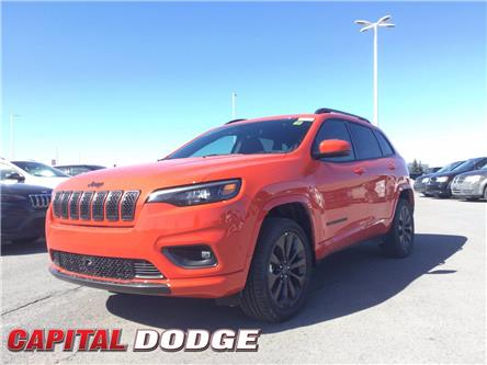 2021 Jeep Cherokee Limited (Stk: M00324) in Kanata - Image 1 of 25