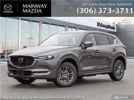 2021 Mazda CX-5 GS (Stk: M21152) in Saskatoon - Image 1 of 23