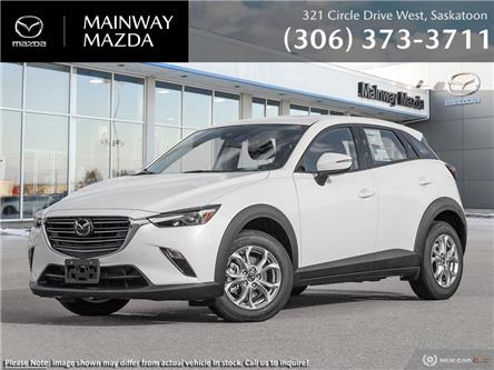 2021 Mazda CX-3 GS (Stk: M21221) in Saskatoon - Image 1 of 23