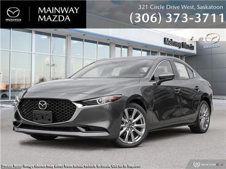 2021 Mazda Mazda3 GT w/Premium Package (Stk: M21036) in Saskatoon - Image 1 of 23