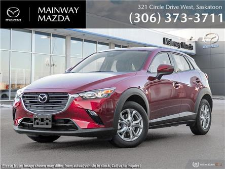 2021 Mazda CX-3 GS (Stk: M21168) in Saskatoon - Image 1 of 23