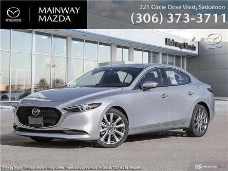 2021 Mazda Mazda3 GT w/Premium Package (Stk: M21037) in Saskatoon - Image 1 of 23