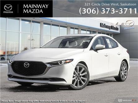 2021 Mazda Mazda3 GT w/Turbo Auto i-ACTIV (Stk: M21188) in Saskatoon - Image 1 of 23