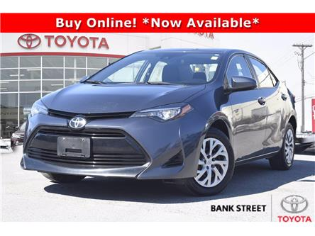 2017 Toyota Corolla LE (Stk: 28962A) in Ottawa - Image 1 of 21