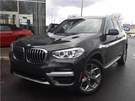 2021 BMW X3 PHEV xDrive30e (Stk: 14003) in Gloucester - Image 1 of 25