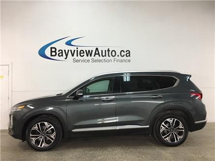 2019 Hyundai Santa Fe Ultimate 2.0 (Stk: 37603BW) in Belleville - Image 1 of 30