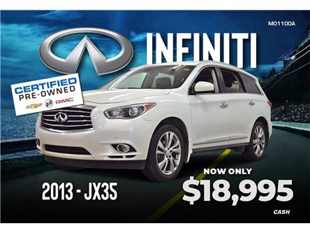 2013 Infiniti JX35 Base (Stk: M01100A) in Watrous - Image 1 of 50