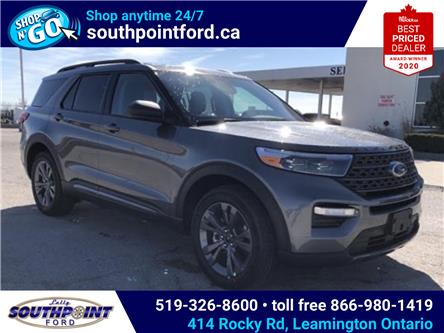 2021 Ford Explorer XLT (Stk: SEX6909) in Leamington - Image 1 of 26