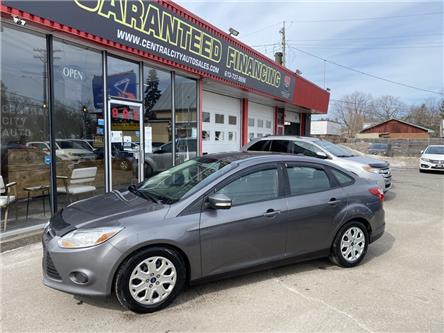 2014 Ford Focus SE (Stk: ) in Ottawa - Image 1 of 12