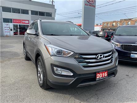 2016 Hyundai Santa Fe Sport 2.4 Premium (Stk: T20283) in Toronto - Image 1 of 17