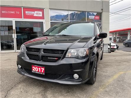 2017 Dodge Grand Caravan CVP/SXT (Stk: T20328A) in Toronto - Image 1 of 18