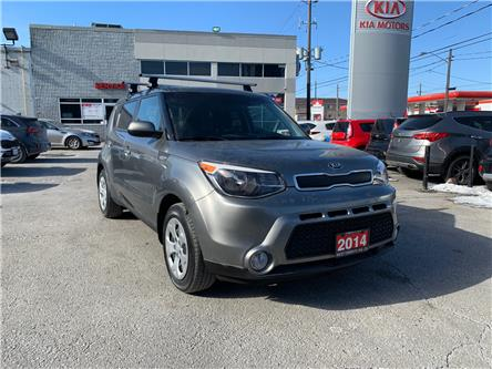 2014 Kia Soul  (Stk: T21191) in Toronto - Image 1 of 13