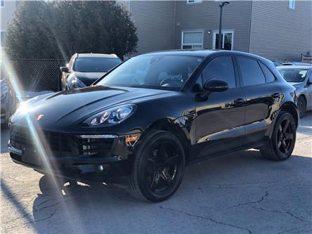 2018 Porsche Macan Base (Stk: ) in Rockland - Image 1 of 7