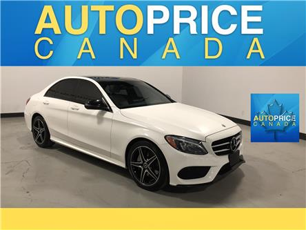 2017 Mercedes-Benz C-Class Base (Stk: H2955) in Mississauga - Image 1 of 27