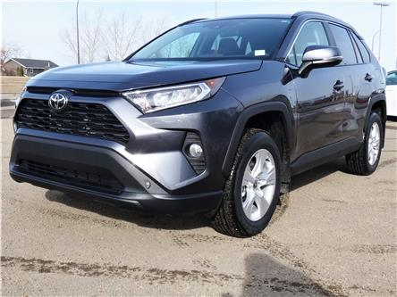 2021 Toyota RAV4 XLE (Stk: RAM091) in Lloydminster - Image 1 of 18