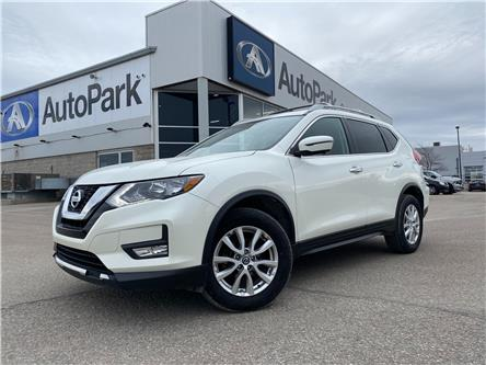 2017 Nissan Rogue SV (Stk: 17-38942JB) in Barrie - Image 1 of 28