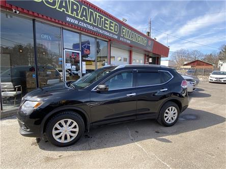2016 Nissan Rogue S (Stk: ) in Ottawa - Image 1 of 10