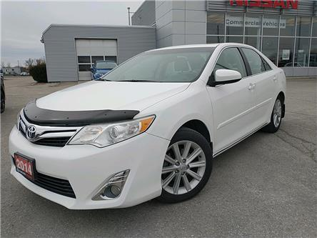 2014 Toyota Camry XLE (Stk: CMC714240A) in Cobourg - Image 1 of 17