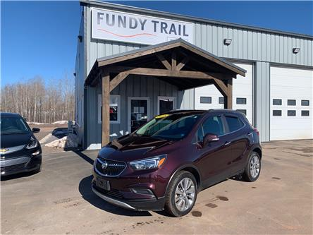 2018 Buick Encore Preferred (Stk: 21174a) in Sussex - Image 1 of 10