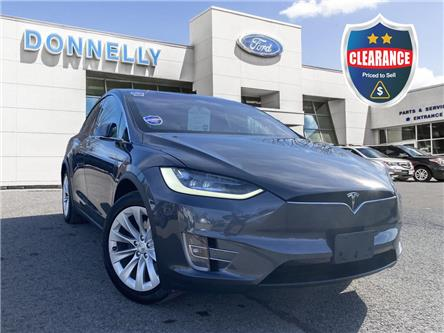2019 Tesla Model X  (Stk: CLDV56A) in Ottawa - Image 1 of 23