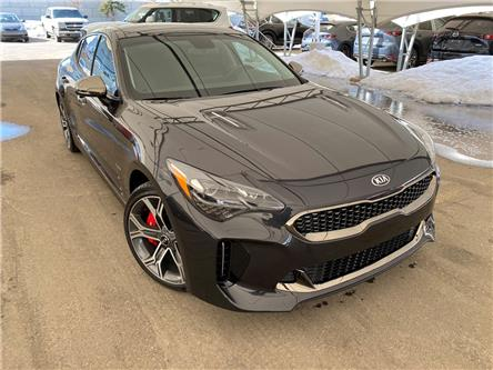 2020 Kia Stinger GT (Stk: S3354) in Calgary - Image 1 of 26