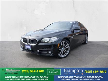 2016 BMW 535i xDrive (Stk: 1368) in Mississauga - Image 1 of 26