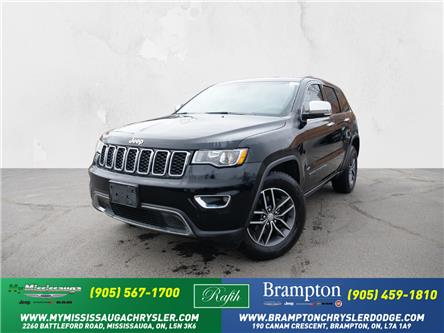 2018 Jeep Grand Cherokee Limited (Stk: 1337) in Mississauga - Image 1 of 24