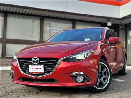 2014 Mazda Mazda3 GT-SKY (Stk: 2102028) in Waterloo - Image 1 of 25