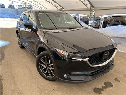 2017 Mazda CX-5 GT (Stk: ST2160) in Calgary - Image 1 of 28
