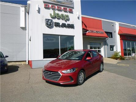 2017 Hyundai Elantra SE (Stk: M7127A) in Mont-Laurier - Image 1 of 20