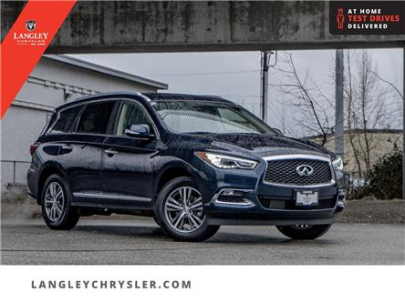 2020 Infiniti QX60 ProACTIVE (Stk: M614844A) in Surrey - Image 1 of 24