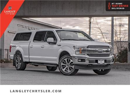2019 Ford F-150 Lariat (Stk: LC0583A) in Surrey - Image 1 of 23