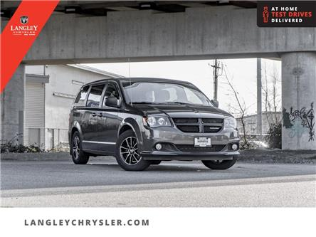 2018 Dodge Grand Caravan CVP/SXT (Stk: L162864A) in Surrey - Image 1 of 21