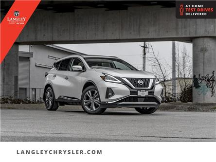 2020 Nissan Murano Platinum (Stk: M634901A) in Surrey - Image 1 of 23