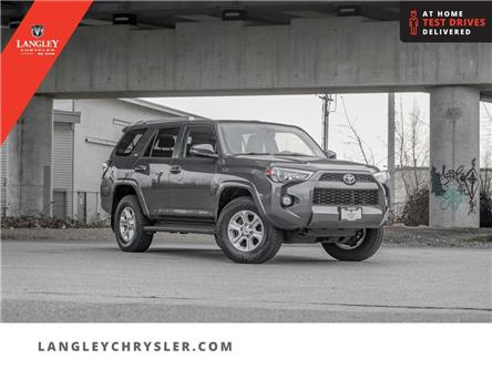 2016 Toyota 4Runner SR5 (Stk: LC0692) in Surrey - Image 1 of 25