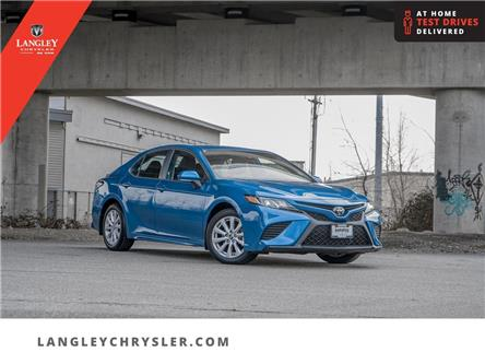 2019 Toyota Camry LE (Stk: LC0702) in Surrey - Image 1 of 22