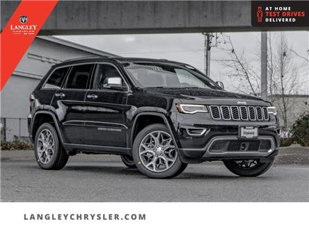 2021 Jeep Grand Cherokee Limited (Stk: M533402) in Surrey - Image 1 of 25