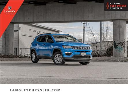 2021 Jeep Compass Sport (Stk: M567831) in Surrey - Image 1 of 18