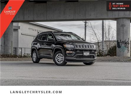 2021 Jeep Compass Sport (Stk: M567829) in Surrey - Image 1 of 19
