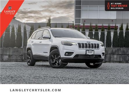 2021 Jeep Cherokee Altitude (Stk: M177162) in Surrey - Image 1 of 21