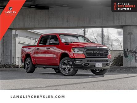 2021 RAM 1500 Big Horn (Stk: M673957) in Surrey - Image 1 of 21