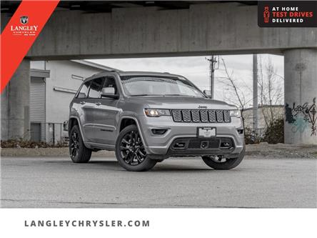 2021 Jeep Grand Cherokee Laredo (Stk: M614399) in Surrey - Image 1 of 20